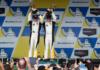 Jan Magnussen og Antonio Garcia sikrede sæsonens tredje sejr og tog kæmpe spring i mesterskabet i endnu et nervepirrende IMSA-løb på Virginia International Raceway søndag aften dansk tid.
