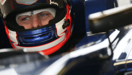 Den danske Formel 3-kører, Nicolai Kjærgaard, har i denne uge trukket overskrifter i den britiske motorsportspresse