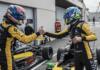 Christian Lundgaard kører på Monza