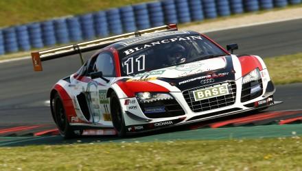 ADAC GT Masters, Oschersleben, Prosperia C. Abt Racing, Nicki Thiim, Fabian Hamprecht