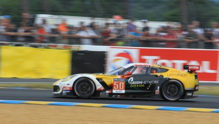 Foto: Laurent Cartalade / VSA for Larbre Competition, Le Mans 2015
