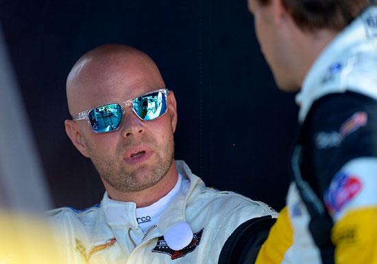 Jan Magnussen racerkører