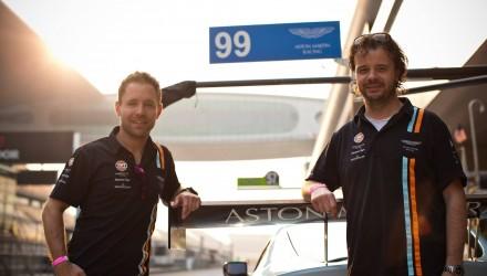 Nicki Thiim og Christoffer Nygaard tog en vigtig pole position til 6 Hours of Shanghai, da de satte bedste gennemsnitsfart i GTE-kvalifikationen.