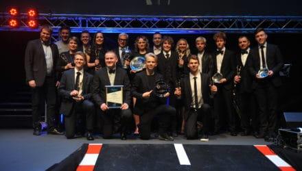 Vinderne fra Dansk Motorsport Award 2017