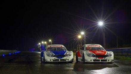 Night race på Padborg park