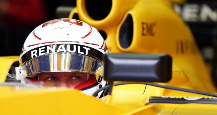 Kevin Magnussens Renault får mere power