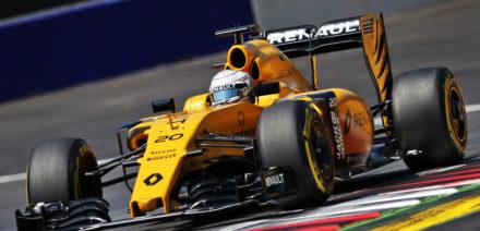 Kevin Magnussen (DEN) Renault Sport F1 Team RS16. Austrian Grand Prix, Saturday 2nd July 2016. Spielberg, Austria.