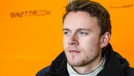 07112013KG_0196.jpg - Morten Dons tager skridtet til British GT i denne sæson.