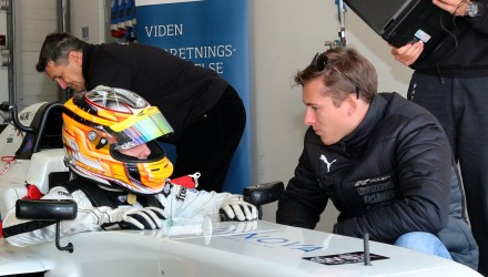 RS Competition skifter til ADAC Formel 4 - Jan Jønck og Glenn Rupp kører de to biler.