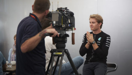 Foto: Mercedes GP