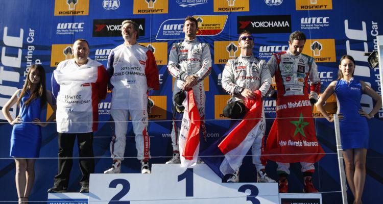 Citroën vinder VM for hold i WTCC