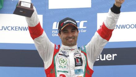 Starten til den nye sæson i WTCC eller VM for Standardvogne blev kørt på Paul Ricard banen i det sydlige Frankrig.